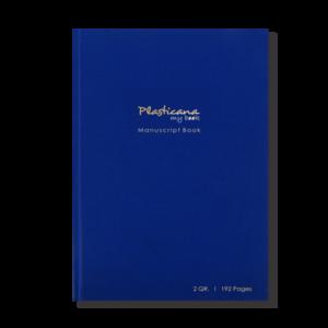 Plasticana FS Manuscript Book