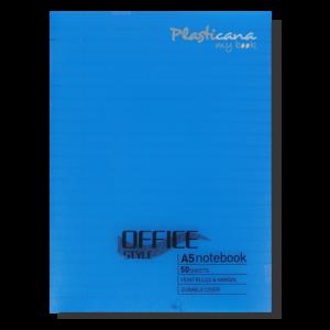 A5 Plasticana Exercise Books