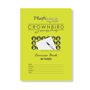 Crownbird Exercise Books