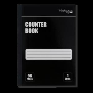 A4 Counter Books