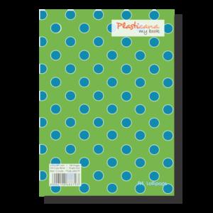 A4 Exercise Book (Lollipops)