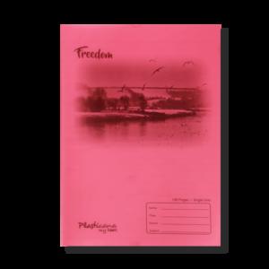 A4 Plasticana Exercise Books